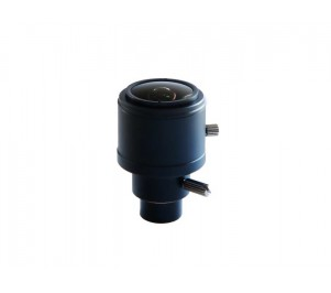"M12, 1/2.7"", vari-focal 2.8-12mm, F1.4, 3MP"